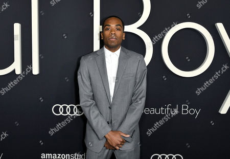 Editorial photo of 'Beautiful Boy' film premiere, Arrivals, Los Angeles, USA - 08 Oct 2018