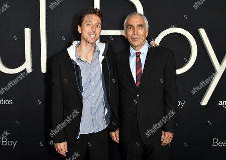 Nic Sheff and David Sheff
