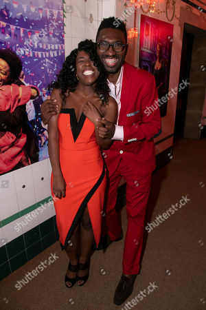 Editorial image of 'Twelfth Night' party, After Party, London, UK - 08 Oct 2018