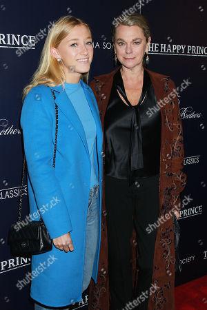 Debbie Bancroft with Guest