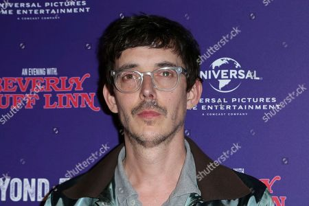 """Stock Image of Director and co-writer Jim Hosking attends the LA Premiere of """"An Evening with Beverly Luff Linn"""" at the Egyptian Theatre, in Los Angeles"""