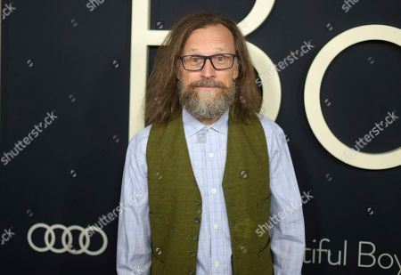 "Editorial picture of LA Premiere of ""Beautiful Boy"", Beverly Hills, USA - 08 Oct 2018"