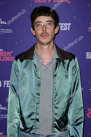 """Stock Picture of Jim Hosking attends the LA Premiere of """"An Evening with Beverly Luff Linn"""" at the Egyptian Theatre, in Los Angeles"""