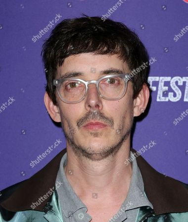 """Jim Hosking attends the LA Premiere of """"An Evening with Beverly Luff Linn"""" at the Egyptian Theatre, in Los Angeles"""