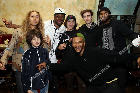 "Editorial image of New York screening of ""Mid90s"", New York, USA - 08 Oct 2018"