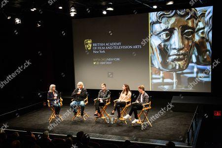 Editorial picture of '22 July' BAFTA film screening, New York, USA - 08 Oct 2018