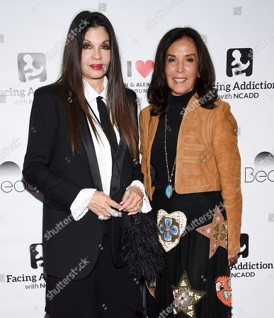 Editorial picture of 2018 Facing Addiction Gala, New York, USA - 08 Oct 2018
