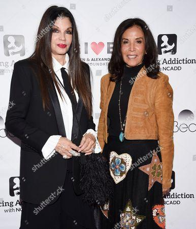 Editorial image of 2018 Facing Addiction Gala, New York, USA - 08 Oct 2018