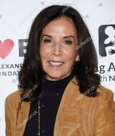 George Harrison's widow Olivia Harrison attends the Facing Addiction with NCADD (National Council on Alcoholism and Drug Dependence) gala at the Rainbow Room, in New York
