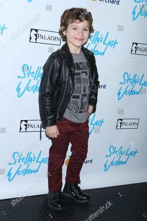 Stock Photo of Joshua Satine
