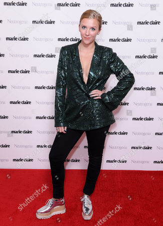 Editorial photo of Marie Claire Future Shapers Awards, London, UK - 09 Oct 2018