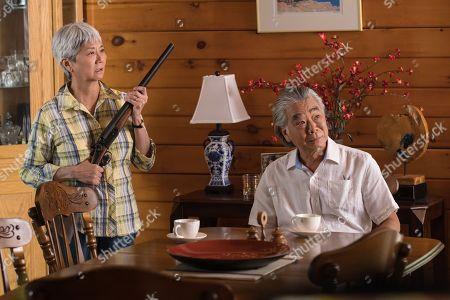 Editorial image of 'Carter' Film - 2018