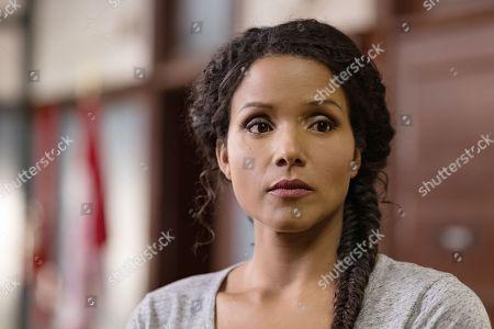 Sydney Tamiia Poitier as Sam Shaw