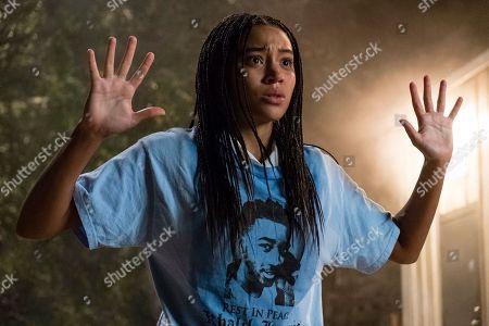 Amandla Stenberg as Starr Carter