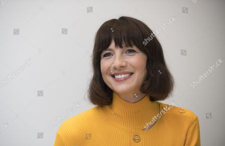 Editorial picture of Outlander press conference at the Four Seasons Hotel, Beverly Hills, USA - 08 Oct 2018