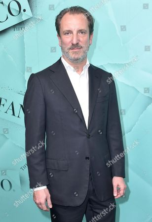 Editorial picture of Tiffany Blue Book Collection: The Four Seasons of Tiffany jewelry collection launch, Arrivals, New York, USA - 09 Oct 2018