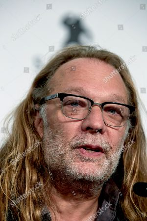 US special make-up effects creator and TV producer Greg Nicotero attends a press conference at the Sitges Fantastic Film Festival, in Sitges, near Barcelona, Spain, 09 October 2018. The event runs from 04 to 14 October.