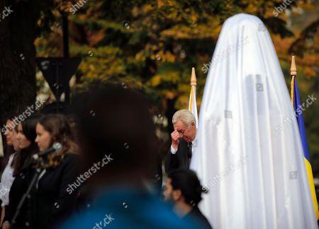 Editorial image of Elie Wiesel, Bucharest, Romania - 09 Oct 2018