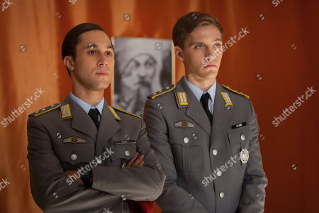 Editorial picture of 'Deutschland 83' TV Show Season 1- 2015