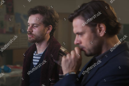 Florian Bartholomäi as Felix von Schwerin, Alexander Beyer as Tobias Tischbier