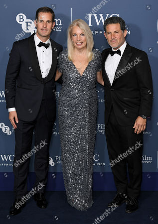 Editorial picture of IWC Schaffhausen Gala Dinner in honour of the BFI, London, UK - 09 Oct 2018