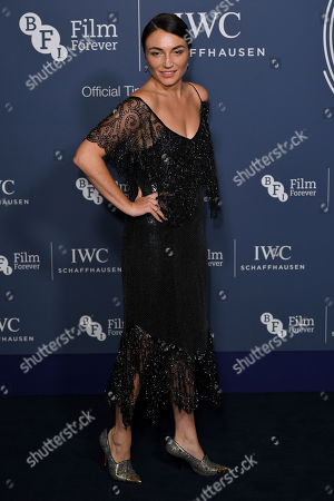 Editorial image of IWC Schaffhausen Gala Dinner in honour of the BFI, London, UK - 09 Oct 2018