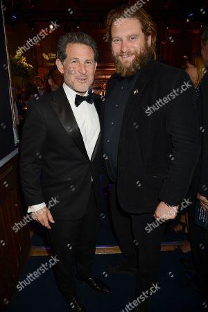 Josh Berger and Greg Williams