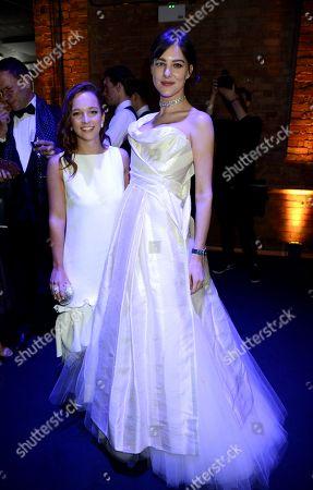 Molly Windsor and Eliza Cummings