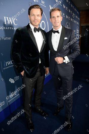 Paul Sculfor and Christoph Grainger-Herr