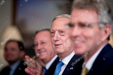 Editorial image of US Greece, Washington, USA - 09 Oct 2018