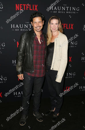 Editorial photo of 'The Haunting of Hill House' TV show premiere, Arrivals, Los Angeles, USA - 08 Oct 2018
