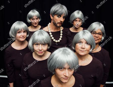 Jonny Woo and The Theresa May Choir