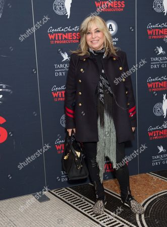 Editorial photo of 'Witness for the Prosecution' play first anniversary performance, London County Hall, London, UK - 09 Oct 2018