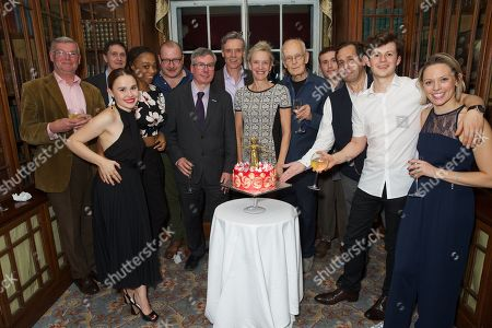Tim Heath, Stephen Good, Molly Jackson-Shaw, Antoinette Tagoe, Peter Moreton, Michael Weaver, Richard Clothier, Lucy Bailey, Julian Curry, Tyler South, Richard Banks, Harry Reid and Lucy Phelps