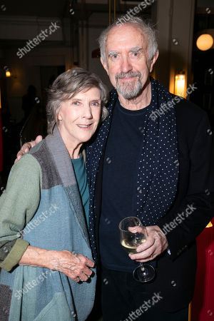 Dame Eileen Atkins (Madeline) and Jonathan Pryce (Andre)