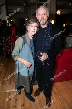 Editorial picture of 'The Height of the Storm' party, Press Night, London, UK - 09 Oct 2018
