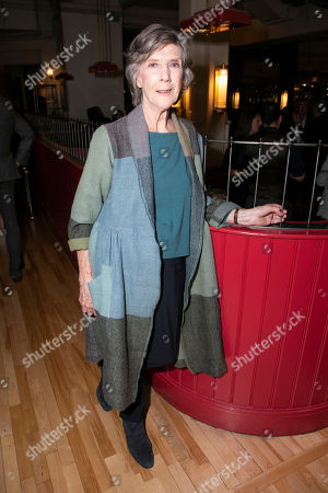 Editorial image of 'The Height of the Storm' party, Press Night, London, UK - 09 Oct 2018