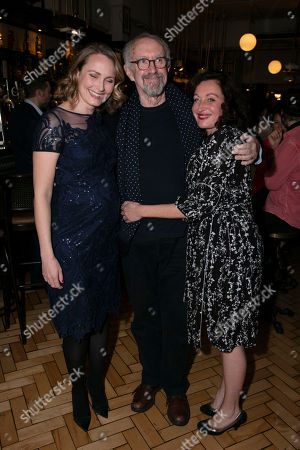 Editorial photo of 'The Height of the Storm' party, Press Night, London, UK - 09 Oct 2018