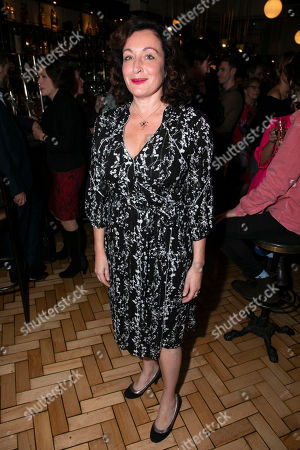 Stock Picture of Lucy Cohu (The Woman)