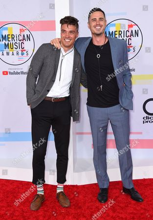Editorial image of 2018 American Music Awards - Arrivals, Los Angeles, USA - 09 Oct 2018