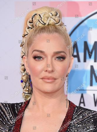 Editorial picture of 2018 American Music Awards - Arrivals, Los Angeles, USA - 09 Oct 2018