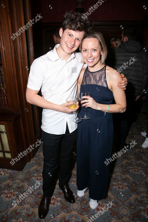 Editorial image of 'Witness for the Prosecution' party, 1st Birthday, London, UK - 09 Oct 2018