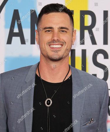 Editorial picture of American Music Awards, Arrivals, Los Angeles, USA - 09 Oct 2018