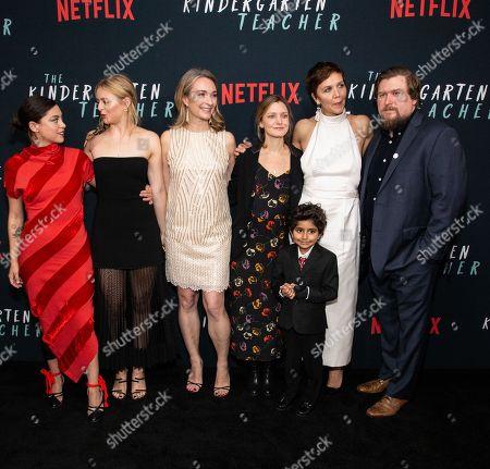 Rosa Salazar, Anna Baryshnikov, Celine Rattray, Sara Colangelo, Maggie Gyllenhaal, Michael Chernus, Parker Sevak