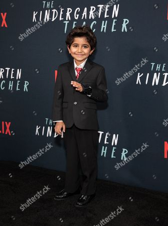 Editorial picture of 'The Kindergarten Teacher' film screening, New York, USA - 09 Oct 2018