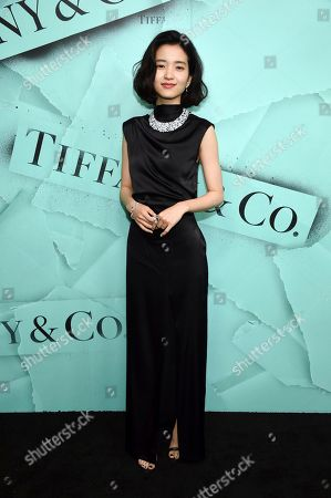 Editorial image of Tiffany and Co. 2018 Blue Book Collection Celebration, New York, USA - 09 Oct 2018