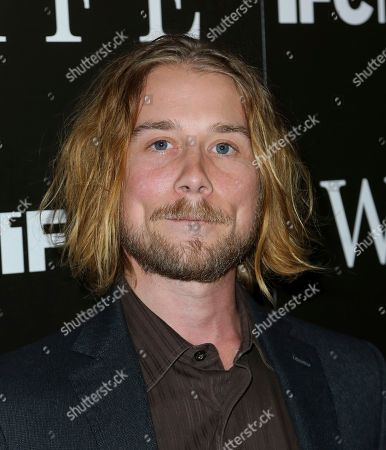 "Lou Taylor Pucci attends the LA Premiere of ""Wildlife"" at the ArcLight Hollywood, in Los Angeles"