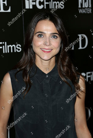 """Maya Kazan attends the LA Premiere of """"Wildlife"""" at the ArcLight Hollywood, in Los Angeles"""