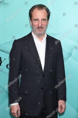 Stock Photo of Alessandro Bogliolo, Chief Executive Officer - Tiffany & Co