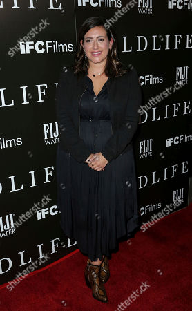 "Editorial photo of LA Premiere of ""Wildlife"", Los Angeles, USA - 09 Oct 2018"